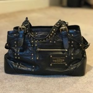 Louis Vuitton Riveting Satchel